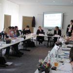 Podiumsdiskussion beim deutsch-französischen Zukunftsdialog