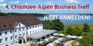 chiemsee alpen business treff
