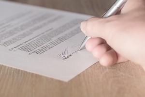 Wichtig für Unternehmer - Eigentumsvorbehalt sichern