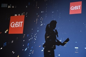 Foto CeBIT Quelle: Deutsche Messe